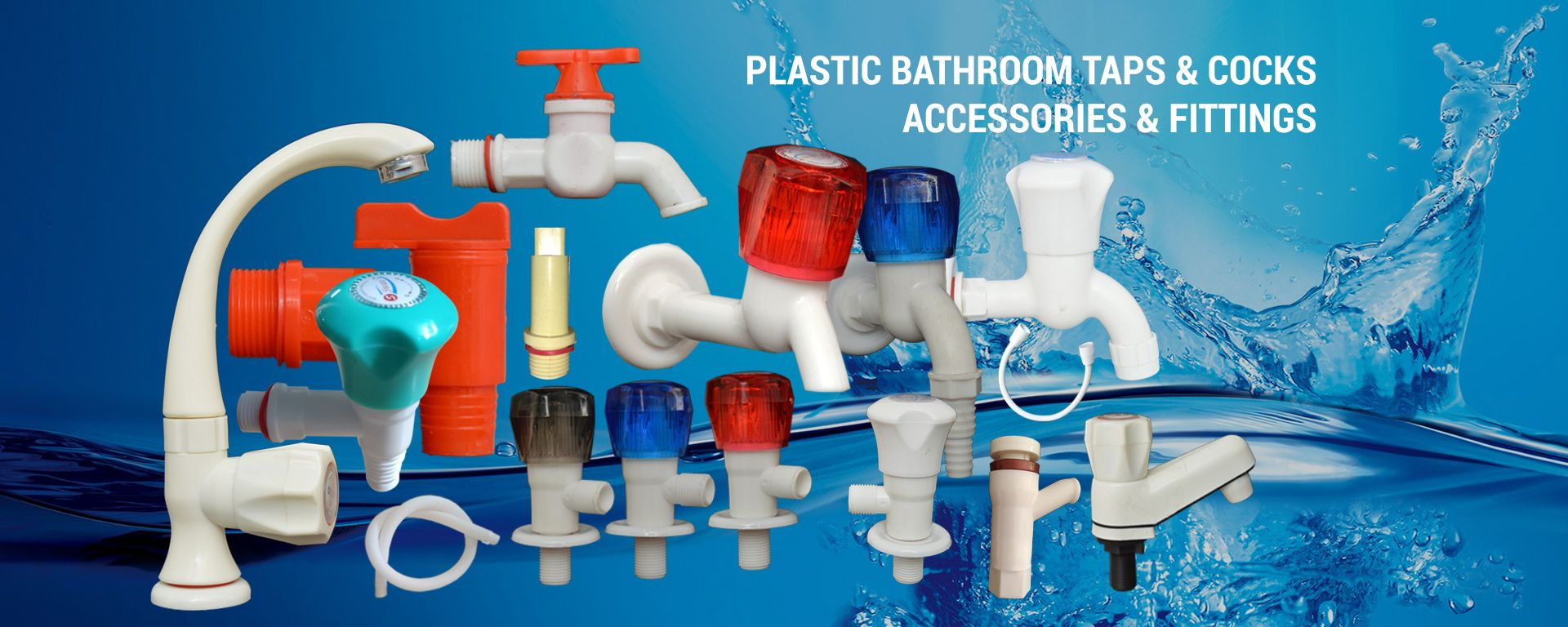 Plastic Water Tap Manufacturer