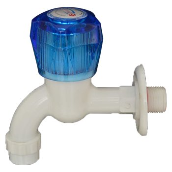 Crystal Foam Flow Bib Cock Supplier in India
