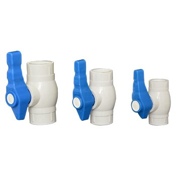 U Pvc Ball Valve Manufacturer and Supplier in India