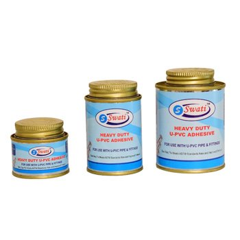 Pvc Pipe & Fittings Adhesive, Heavy Dutty PVC Adhesive Manufacturer and Supplier in Ahmedabad